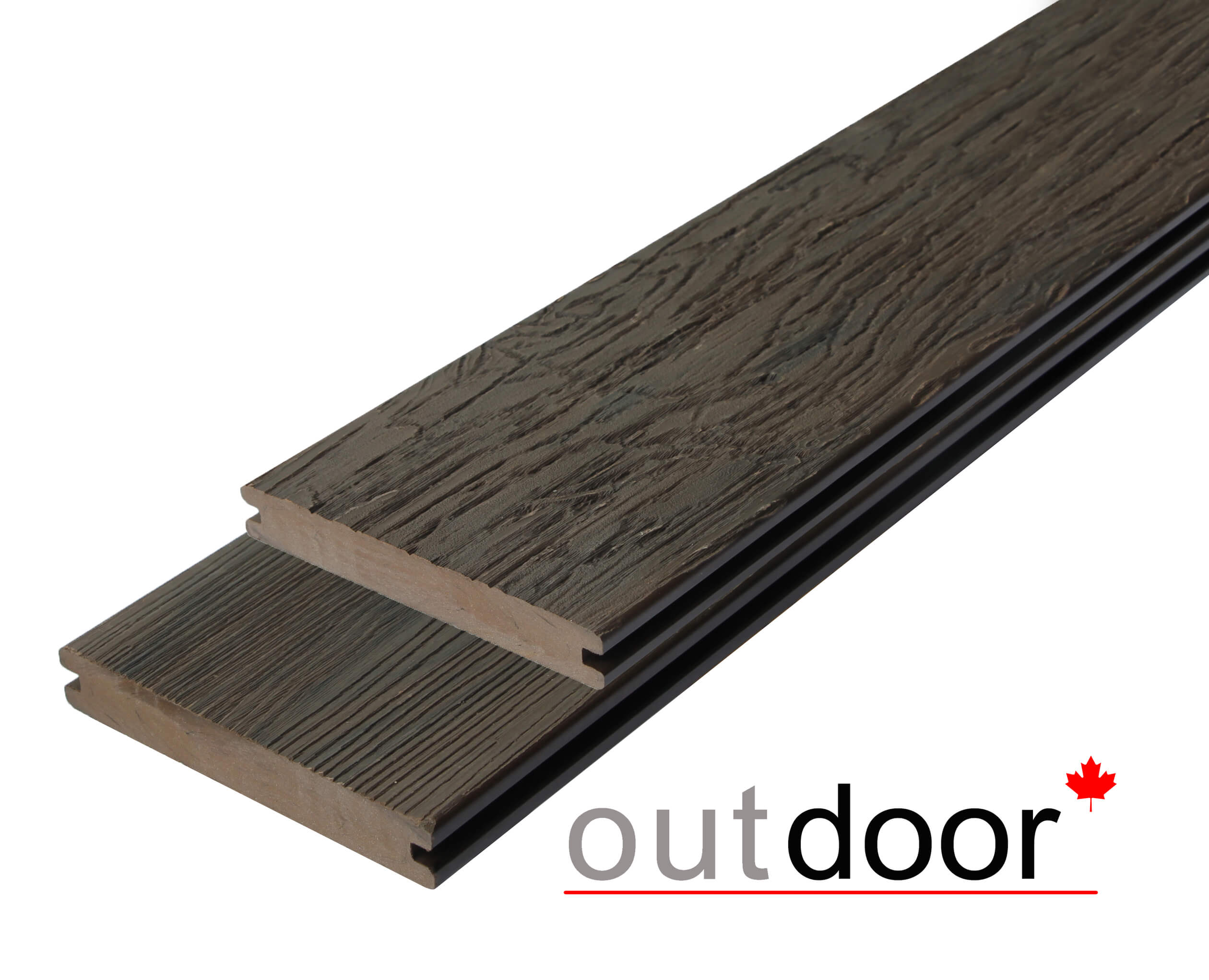 Outdoor 3D STORM OLD WOOD BROWN