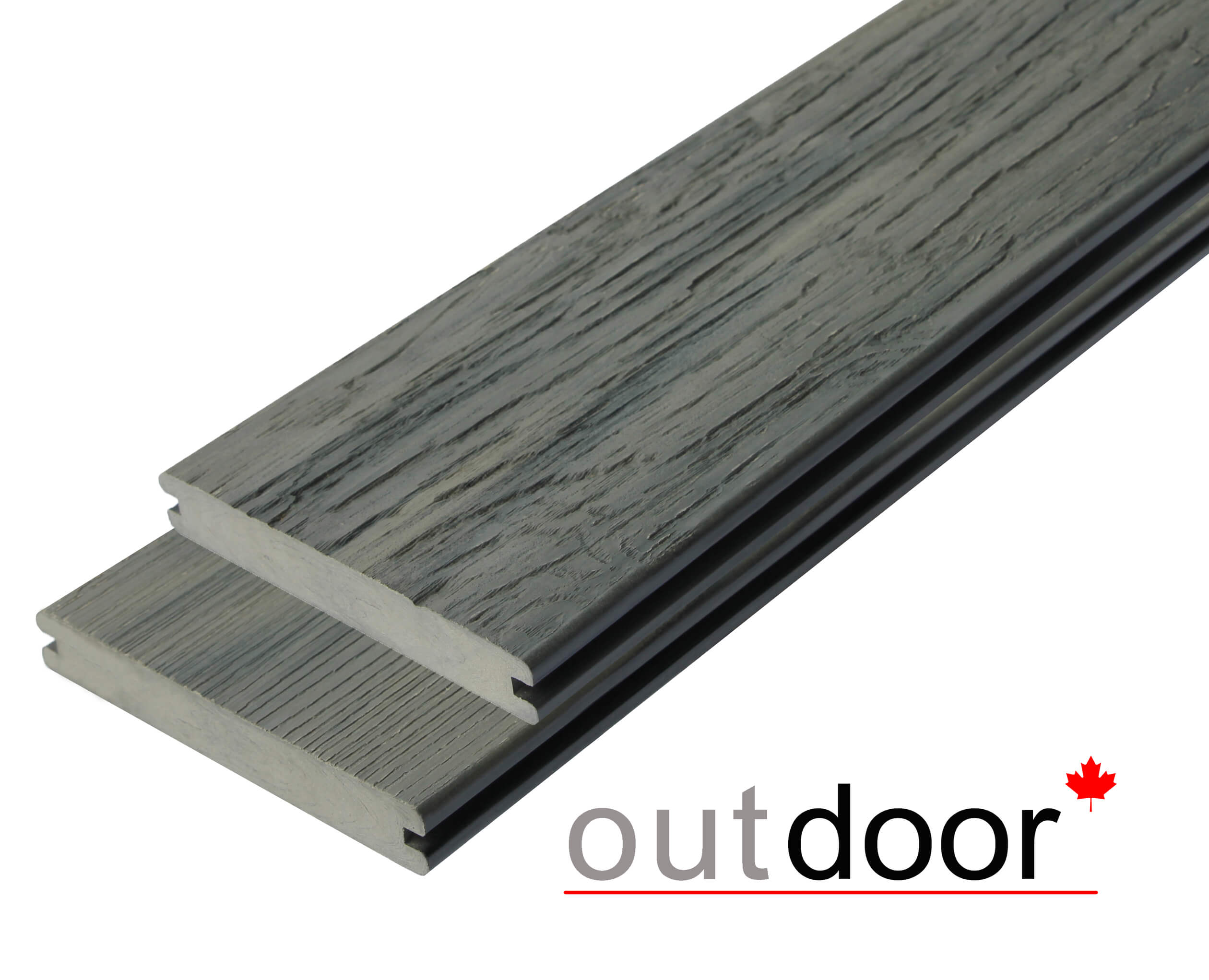 Outdoor 3D STORM OLD WOOD GREY