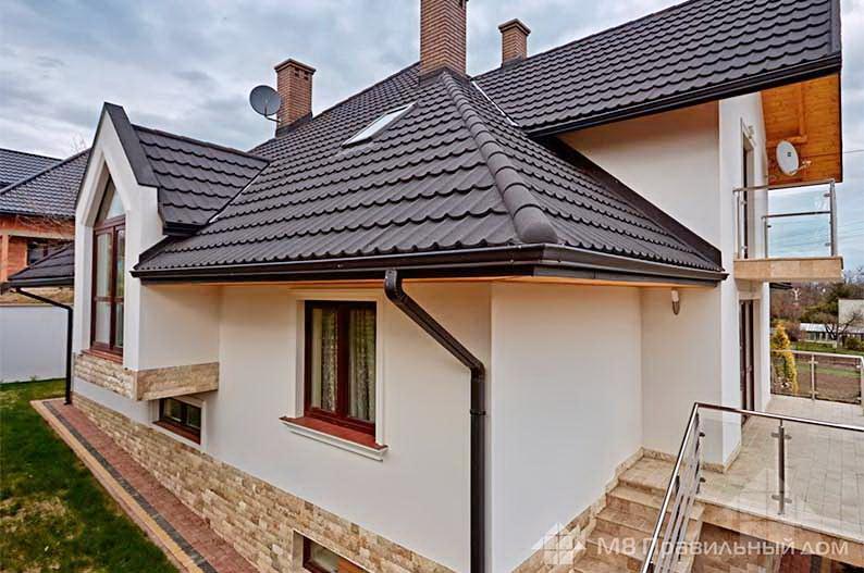 Какого цвета сделать крышу фото 582
