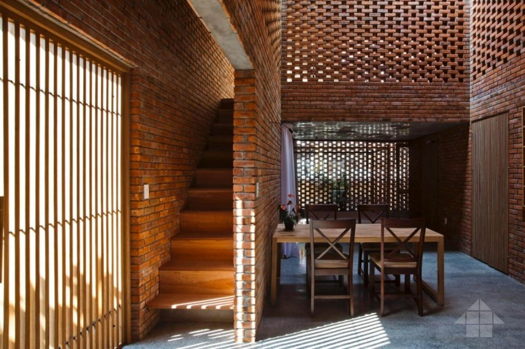Winner Residential Use Termitary House, Vietnam